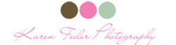 Karen Feder Photography Blog logo